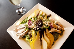 Chicken Pear Salad